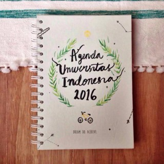 Foto Produk Agenda UI Pocket dari Tambun Online Store