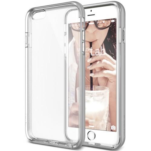Foto Produk Verus Crystal Bumper for iPhone 6/6S Light - Silver dari Spigen Indonesia