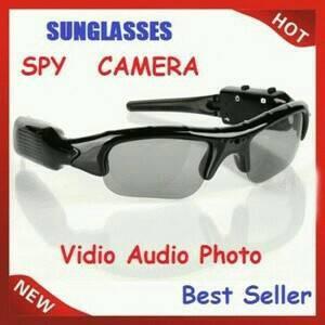 Foto Produk Kacamata kamera / Spy sunglasses dari Ben123