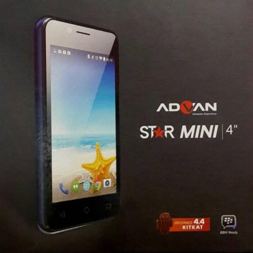 Foto Produk ADVAN VANDROID S4K STAR MINI RAM 1GB dari NEONESIA COMUNICA