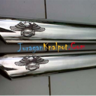 Foto Produk Knalpot Slip On Harley Davidson Model Eagle Screaming dari JuraganKnalpotDotCom