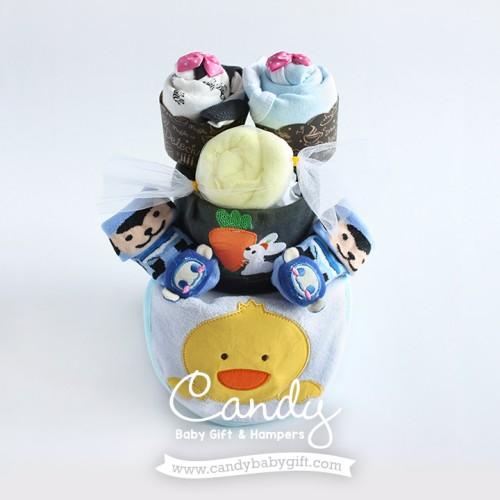 Foto Produk Parsel Bayi & Kado Bayi (Baby Gift Parcel / Hampers) dari Candy Baby Gift & Hamper