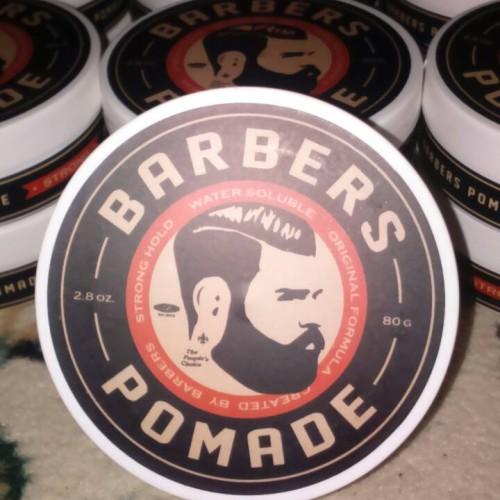 Foto Produk Barbers Pomade Waterbased Pomade dari OmiStore
