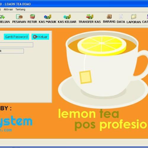Foto Produk Lemon Tea Pos Profesional Full dari tekosystem