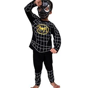 Foto Produk Baju Anak Kostum Topeng Superhero Spiderman Hitam - Size 6 dari BelalangKupuKupu