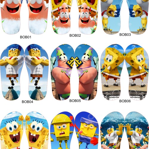 Foto Produk sandal karakter spongebob dari casaloma