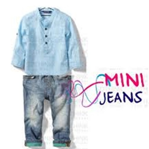 Foto Produk Set MJ Blue Jeans dari Doremi BabyKids