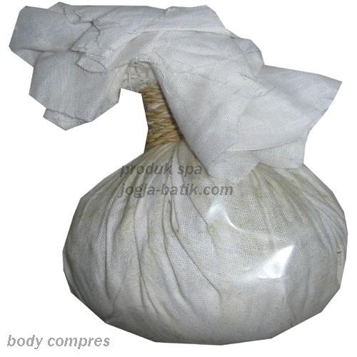Foto Produk Body Herbal Compress (kompres badan herbal) dari Spa Jogja