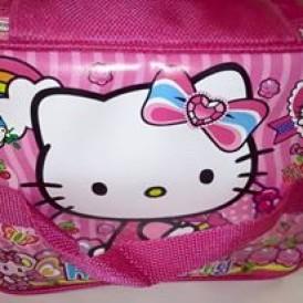 Foto Produk Lunchbag Foil Hellokitty dari Handuk Nama