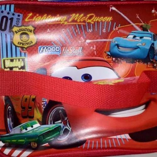 Foto Produk Lunchbag Foil Cars dari Handuk Nama