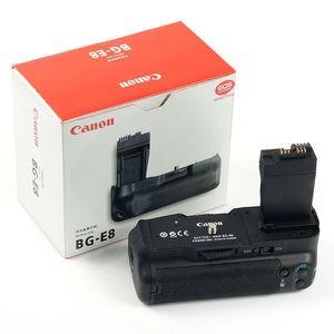 Foto Produk Canon Battery Grip BG-E8 For canon 550d,600d,650d,700d dari sensordigital