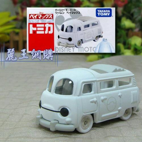 Foto Produk Tomica Disney Motors Wamun Baymax Big Hero 6 dari Vovo Toys