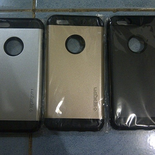 Foto Produk SPIGEN Case for iPhone 6 dari Elenna-Store