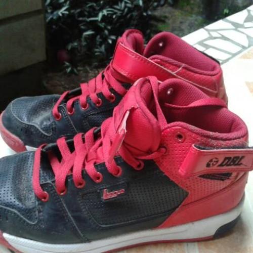Foto Produk preloved Sepatu Basket League (Geof DBL) dari Pemi 's corner