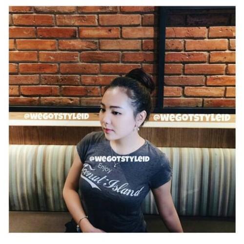 Foto Produk Hairclip Funbun Cepol Korea dari Wegotstyleid