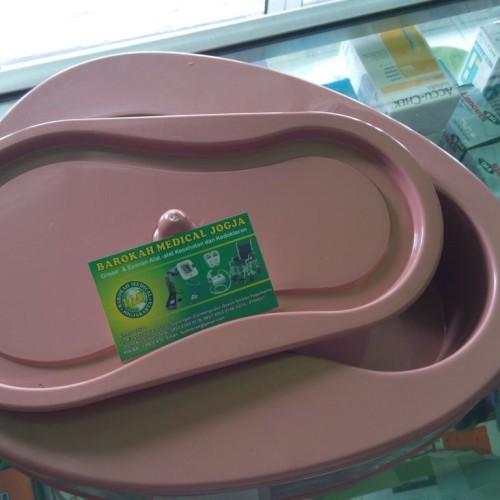 Foto Produk Bedpan / Fracture bedpen / Steekpan / Pispot dari Barokah Medical