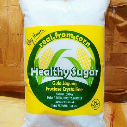 Foto Produk Gula Jagung Healthy Sugar 500 Gram dari Alif Herbal