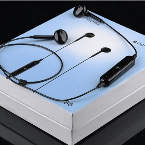 Foto Produk Handsfree Bluetooth Apple iPhone Stereo dari Elenna-Store