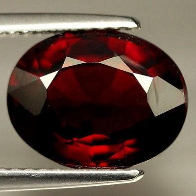 Foto Produk 5.07 CT NATURAL! RED SPESSARTITE GARNET Batu Mulia dari AMORETTE SHOP
