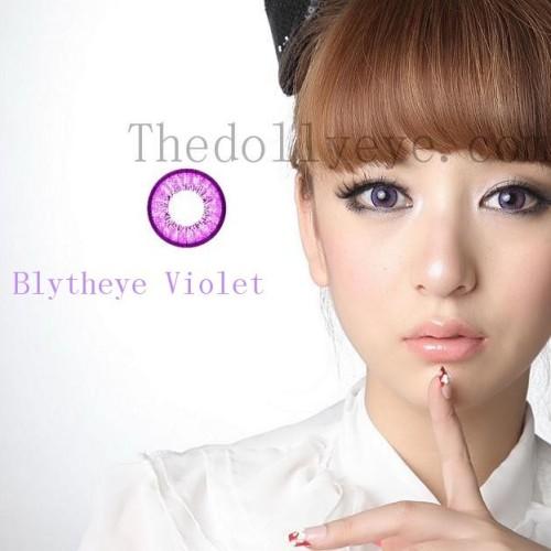 Foto Produk Softlens Blythe Eye / Princess Universe Violet (Ungu) dari Geo Eyes