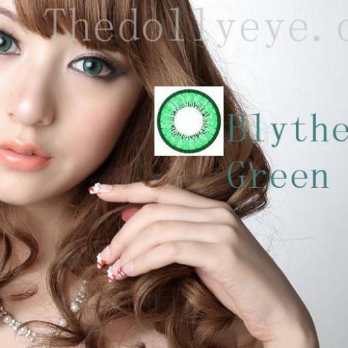 Foto Produk Softlens Blythe Eye / Princess Universe Green (Hijau) dari Geo Eyes