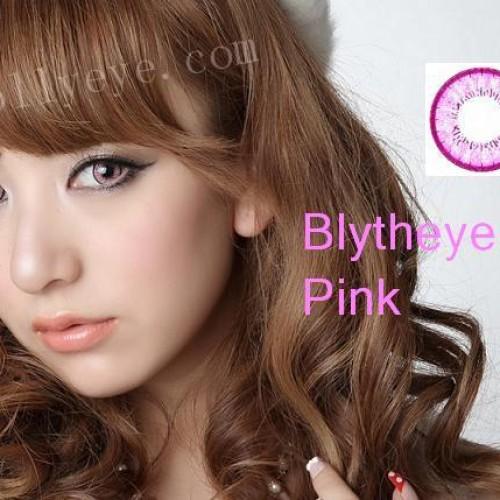 Foto Produk Softlens Blythe Eye / Princess Universe Pink (Merah Muda) dari Geo Eyes