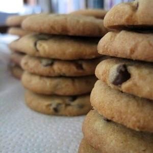 Foto Produk Chocolate Chip Cookies, Medium Size -Crunchy- dari Kedai Kue