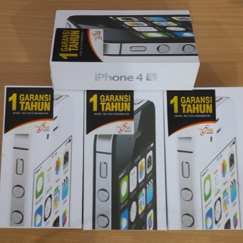 Foto Produk iPhone 4s 64Gb Garansi Distributor dari Dungu cell