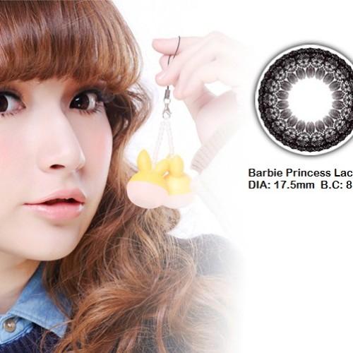 Foto Produk Softlens Barbie Eye Princess Chocolate (Coklat Gelap) dari Geo Eyes