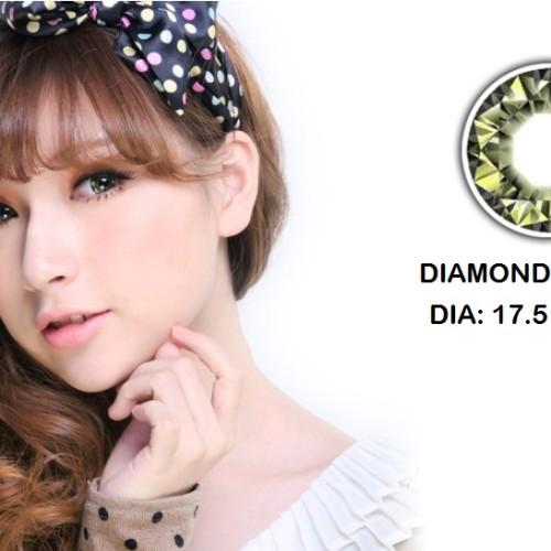 Foto Produk Softlens Barbie Eye Diamond Brown (Coklat kekuningan) dari Geo Eyes