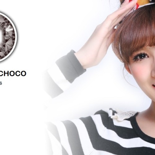 Foto Produk Softlens Barbie Eye Diamond Chocolate (Coklat Gelap) dari Geo Eyes