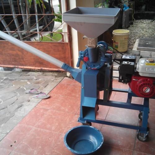 Foto Produk mesin kupas kedelai dari primabajatehnik