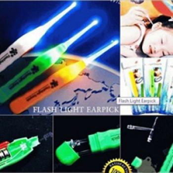 Foto Produk Korek Kuping LED dari Supplier Mainan