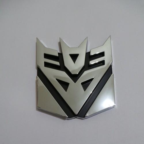 Foto Produk Emblem Transformers Decepticon Large dari BOBandPOP