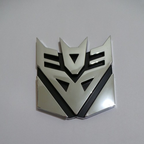 Foto Produk Emblem Transformers Decepticon Small dari BOBandPOP
