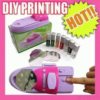 Foto Produk Nail Art Machine dari Supplier Mainan