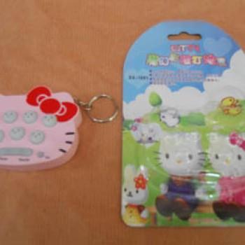 Foto Produk Gantungan Kunci Whack It Hello Kitty dari Supplier Mainan