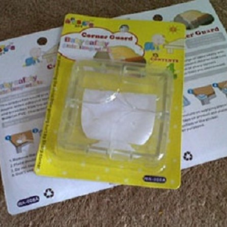 Foto Produk Pengaman Sudut Meja dari Supplier Mainan