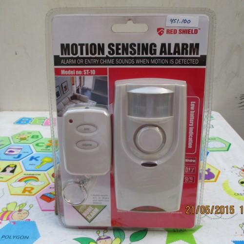 Foto Produk Motion Sensing Alarm dari UAV