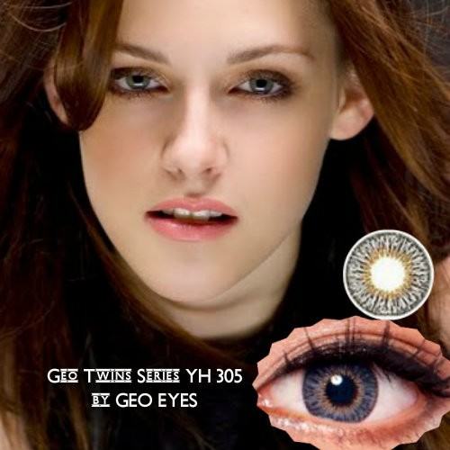 Foto Produk Softlens Twin Series YH 305 dari Geo Eyes
