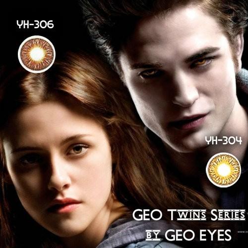 Foto Produk Softlens Twin Series YH 306 dari Geo Eyes
