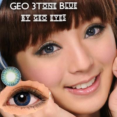 Foto Produk Softlens Geo 3 Tones CM904 dari Geo Eyes