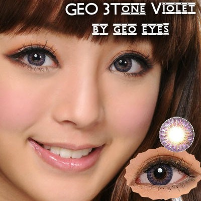Foto Produk Softlens Geo 3 Tones CM905 dari Geo Eyes