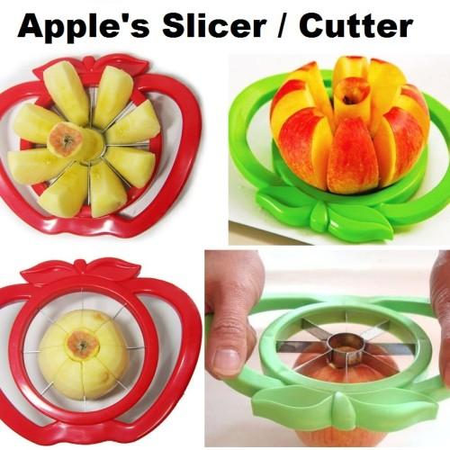 Foto Produk Apple Slicer Cutter Buah Apel pengupas pisau slice peeler potong fruit dari BEST SHOP GROSIR