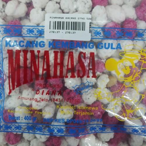 Foto Produk Oleh - Oleh / Jajanan Khas Manado - Minahasa Kacang Goyang Putih Pink dari Amway Shop