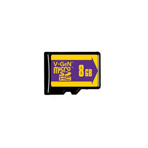 Foto Produk Memory Micro SDHC V-GEN 8 GB, Harga Spesial Murah Hari Ini dari Eben Haezer Net