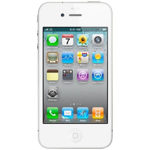Foto Produk Apple iPhone 4S - 64GB - White - Garansi Distributor 1 Tahun dari Nico Seluler