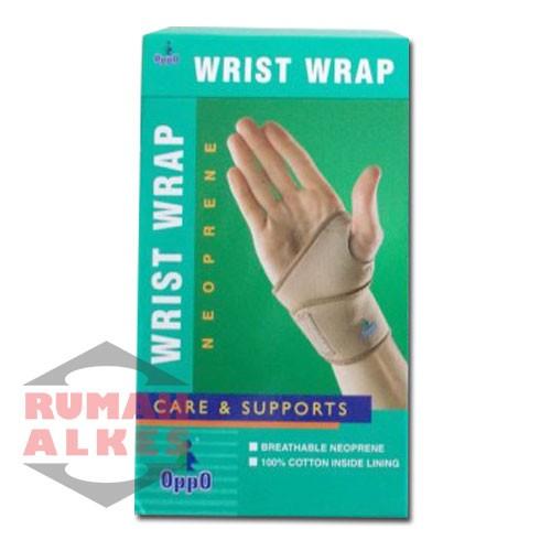 Foto Produk Wrist Support OPPO 1083 (Pelindung Pergelangan Tangan) dari Rumah Alkes Kita