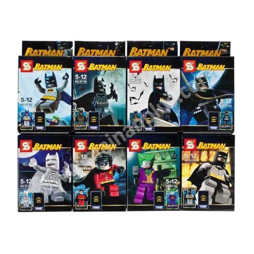 Foto Produk Block Mini figures Batman series SY182 dari MainanPlus