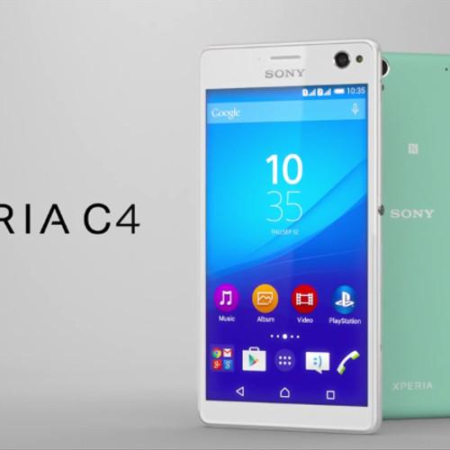 Foto Produk Sony Xperia C4 (Dual Sim) 4G LTE - Garansi Resmi Sony 1 Tahun dari SRIWIJAYA ROXY MAS